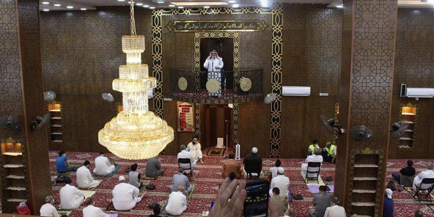 Ürdün'de korona önlemleri kapsamında kapatılan camiler yeniden açılıyor