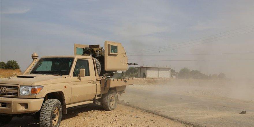 El-Bab'da YPG/PKK'nın sızma girişimi engellendi