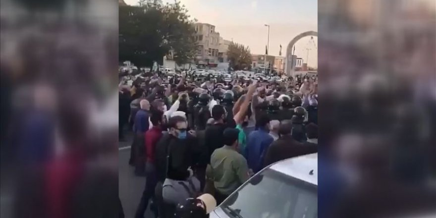 İran rejimi Ermenistan'a desteği protesto eden 12 aktivisti tutukladı