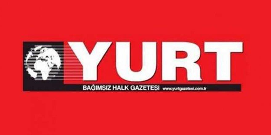 CHP'nin 'Yurt'u kepenk indirdi