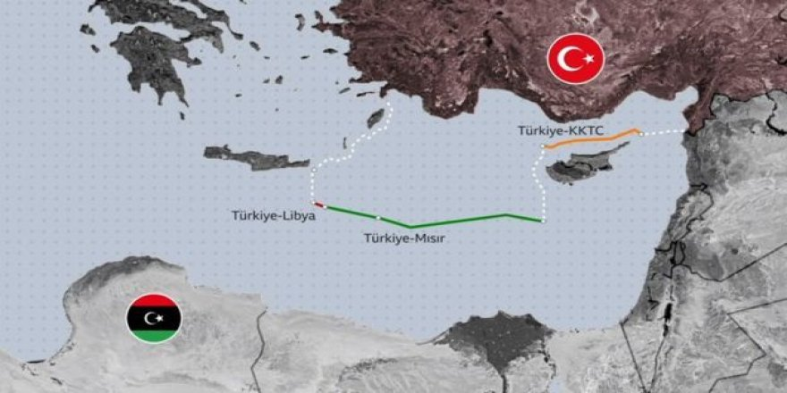 BM'nin Türkiye-Libya Deniz Yetki Alanları Anlaşması'nı kayda geçirmesi 'onay' anlamına mı geliyor?