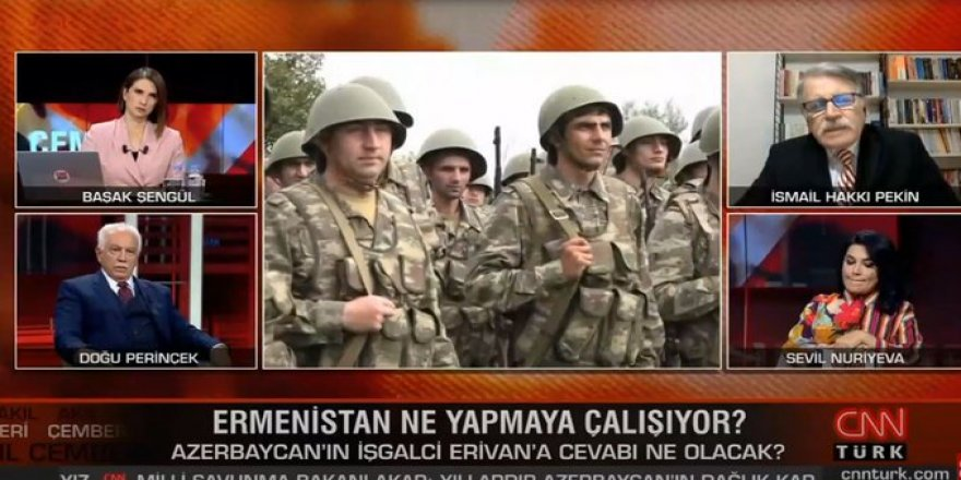 Pekin: Dedikoducu Perinçek benim askerlik kapasitemi ölçemez!