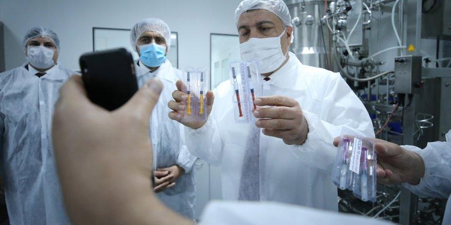 Yerli aşıda insan denemelerine geçildi