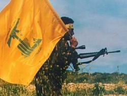Hizbullah Militanları Muhaliflerle Çatışıyor