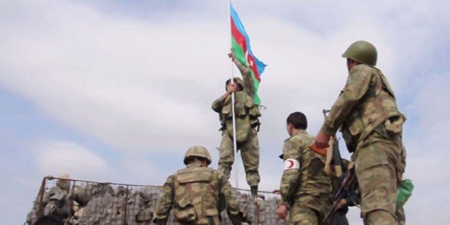MSB: Azerbaycan toplam 22 yerleşim yerini işgalden kurtardı