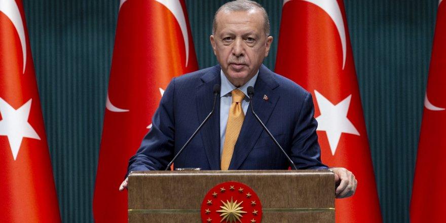 Cumhurbaşkanı Erdoğan: Yüz yüze eğitimin kapsamını genişletme kararı aldık