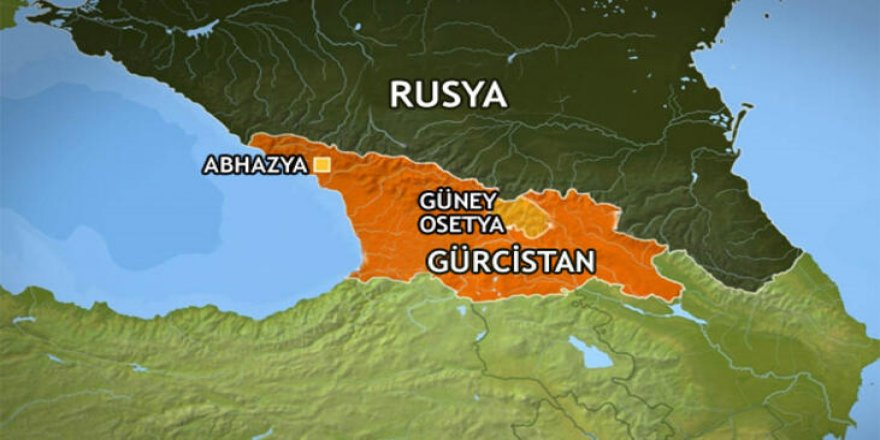 Gürcistan, Esed rejimini ülkenin toprak bütünlüğünü ihlal etmekle suçladı