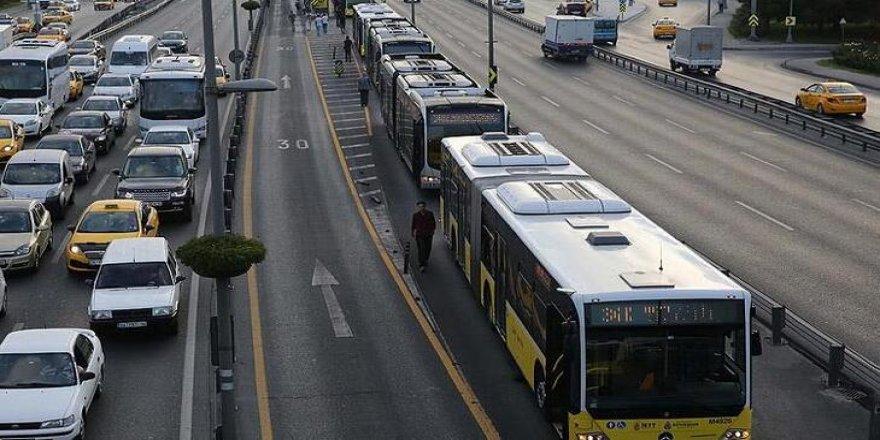 Edirnekapı metrobüs durağı yenileme nedeniyle iki hafta sonu kapatılacak