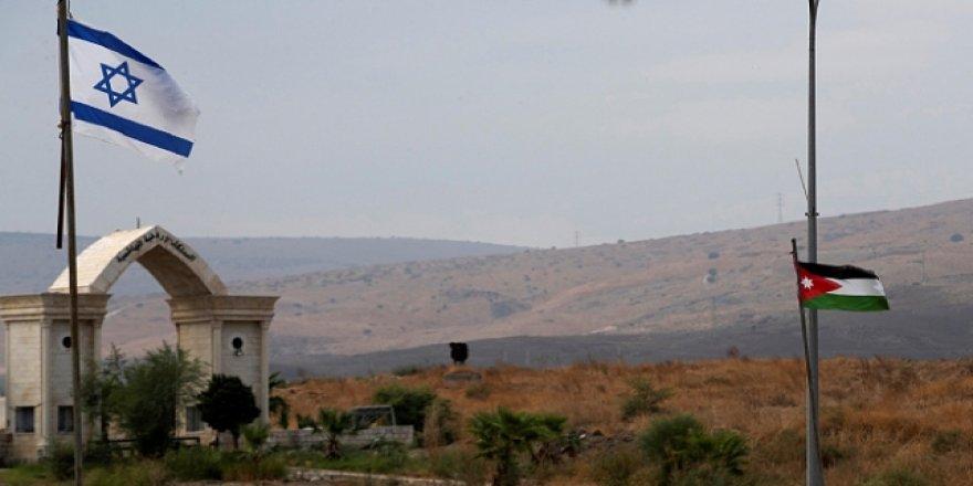 İsrail ile Ürdün hava sahalarını birbirlerine açtı