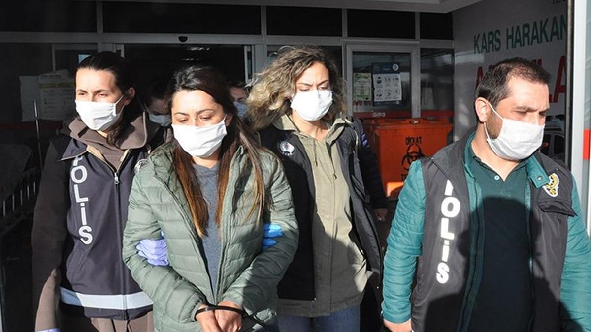 Kars Belediyesi Eş Başkanı Alaca tutuklandı