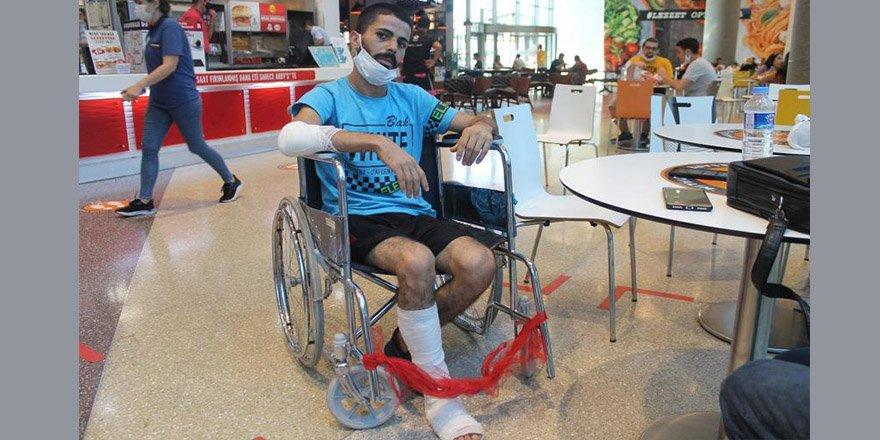 Suriyeli işçi Basil Zerzur'a saldırana ev hapsi cezası verildi
