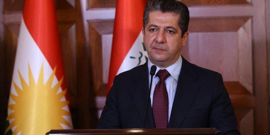 IKBY Başbakanı Barzani: Bağdat ve Erbil, Sincar'da birlikte çalışmak üzere anlaştı