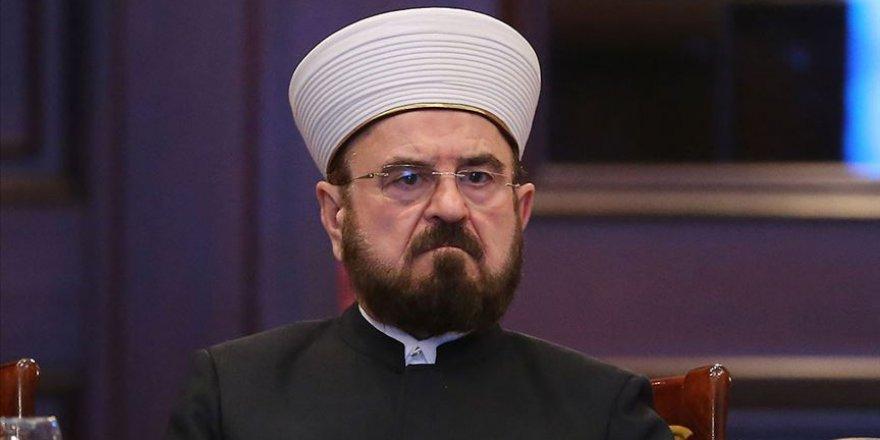 Dünya Müslüman Alimler Birliği Genel Sekreteri'nden Sisi'nin Başmüftüsü'ne tepki