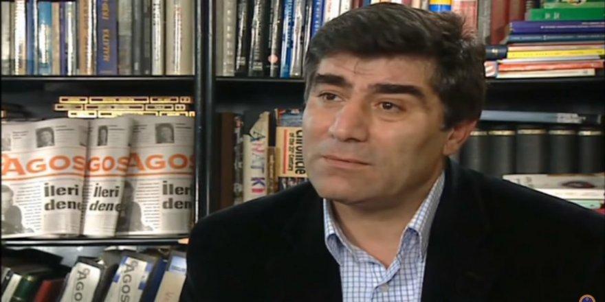 Şovenist, ırkçı kafanın katlettiği Hrant Dink'in anlamlı Karabağ görüşü