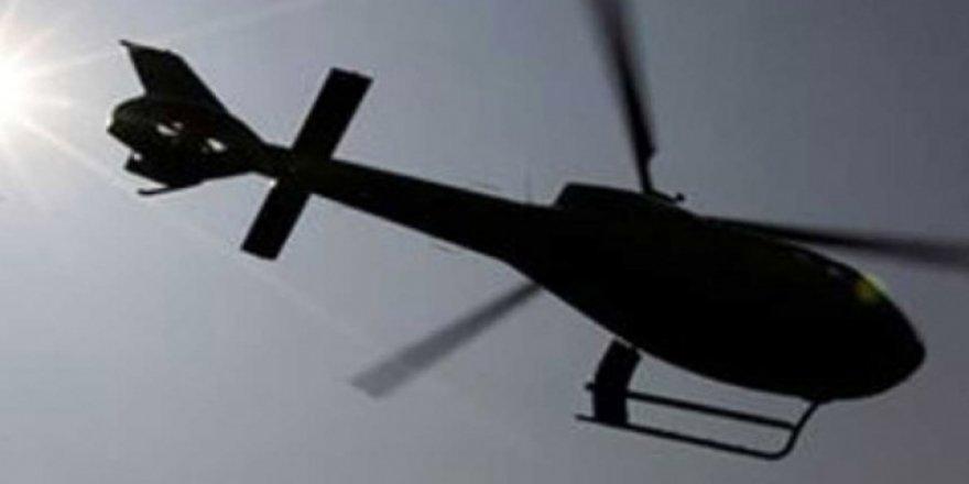 Afganistan'da 2 askeri helikopter düştü: 9 ölü