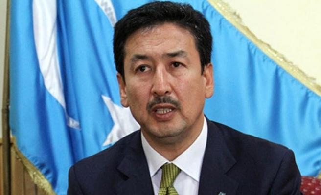 Uygurlardan Doğu Perinçek'e tepki!