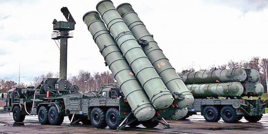 Türkiye S-400 denemelerine Sinop açıklarında başladı