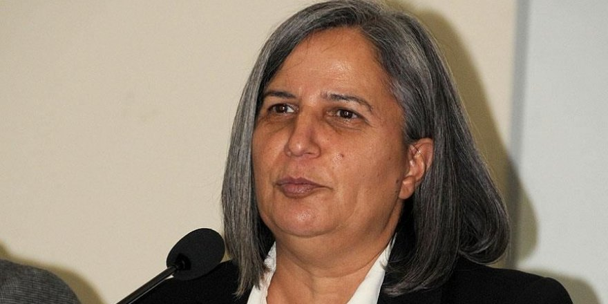 Gültan Kışanak, Kobani soruşturması kapsamında tutuklandı