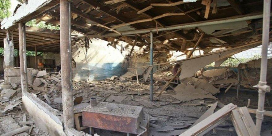 Ermenistan'ın saldırılarında 60 sivil yaşamını yitirdi, 270 sivil yaralandı