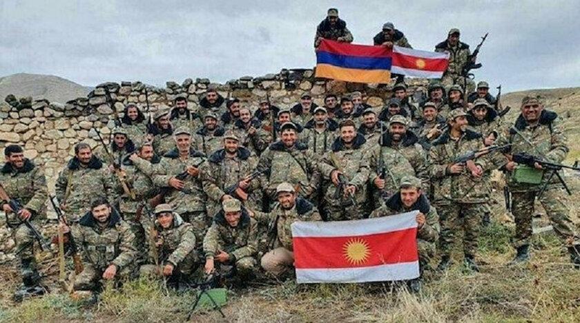Ermenistan'ın 'yabancı' savaşçıları