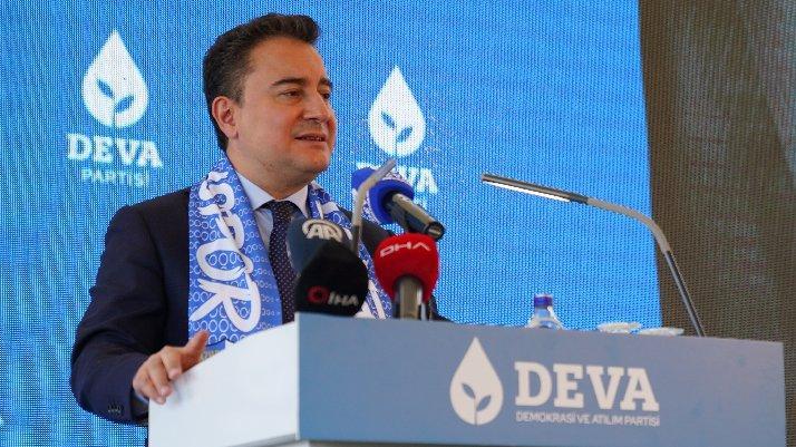 Babacan'dan MHP'ye sert eleştiriler