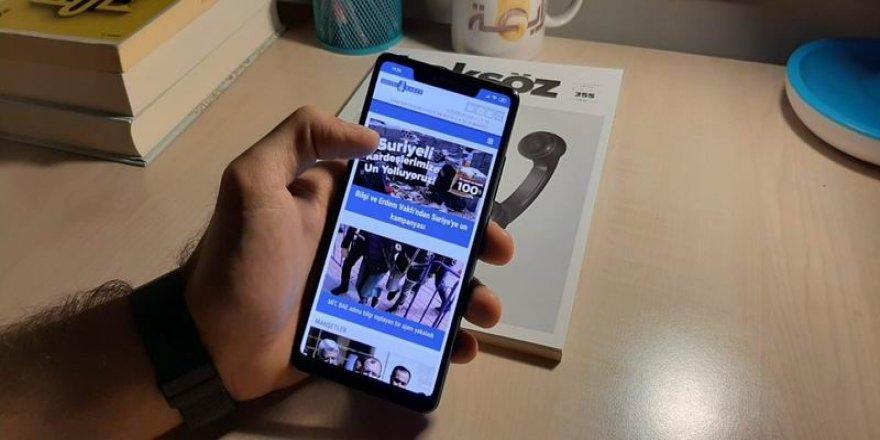 HAKSÖZ HABER mobil uygulaması yeni yüzü ile yayında