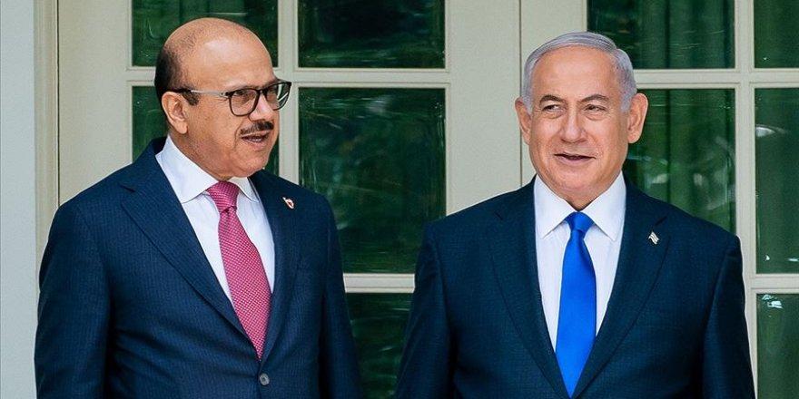 Siyonist İsrail ile Bahreyn arasındaki diplomatik ilişkiler resmen başladı