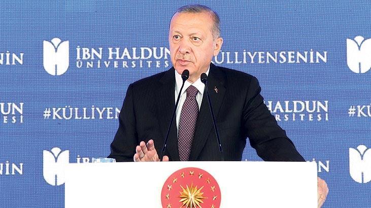 Cumhurbaşkanı Erdoğan'ın öz eleştirisi ve eğitim reformu