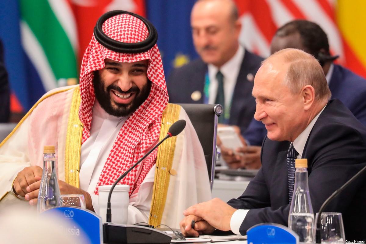 Rusya ve Suudi Arabistan küresel petrol pazarını tartışıyor