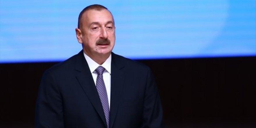 """Aliyev: """"Rusya Erivan'ı ücretsiz silahlandırıyor"""""""