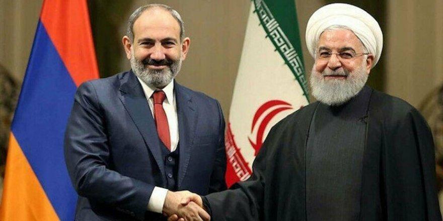 """""""İran, Ermenistan'ın teneffüs alanı olmuştur"""""""