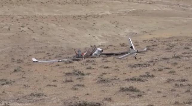 Azerbaycan Ermenistan'a ait 3 İHA daha düşürdü