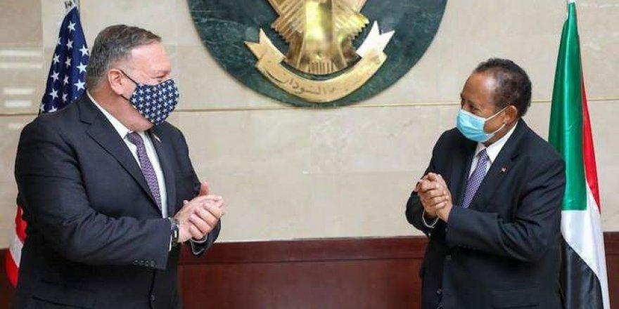 Sudan Siyonist İsrail ile ilişkilerin normalleştirilmesi kararı aldı