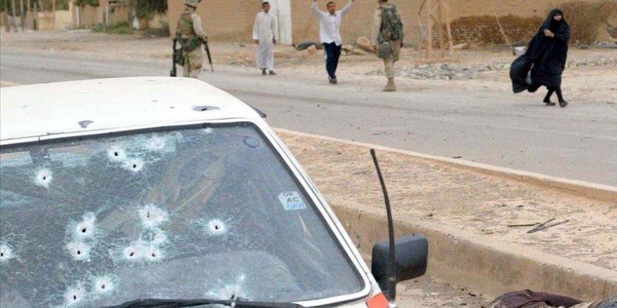 Irak'ta Asayib Ehlilhak çetesi 8 Sünni Müslümanı kaçırıp kurşuna dizdi