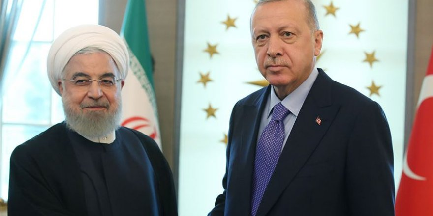 Cumhurbaşkanı Erdoğan, İran'ı uyardı!