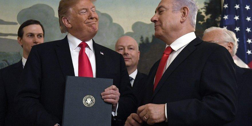 """Filistin'e giden yardımlar """"Yüzyılın Anlaşması"""" sebebiyle kesildi"""