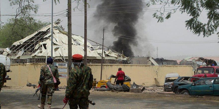 Nijerya'da protestolar devam ederken ordu sokağa indi