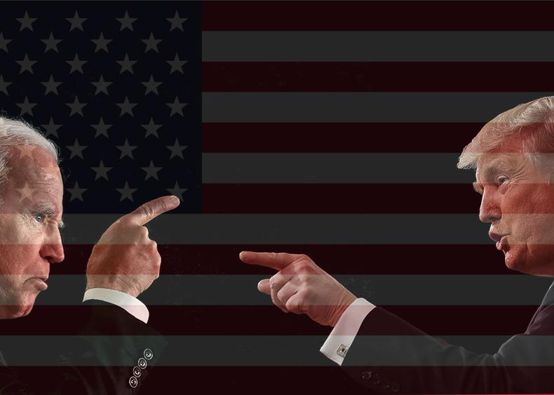 ABD başkanlık seçimlerine dair