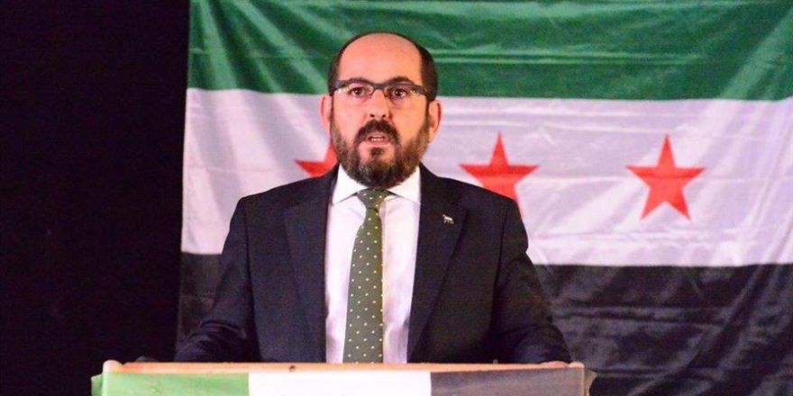 Suriye Geçici Hükümeti Başkanı Abdurrahman Mustafa koronaya yakalandı