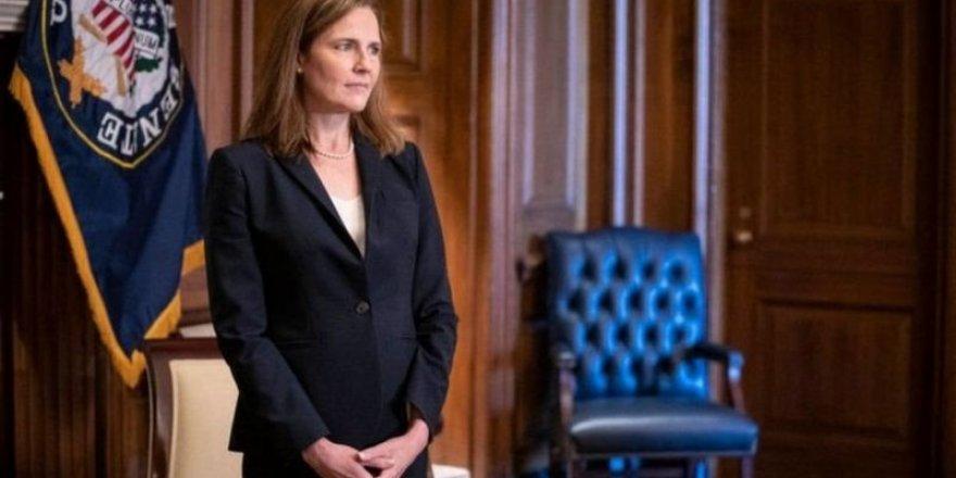ABD Senatosu, Trump'ın adayı Barrett'ın Yüksek Mahkeme yargıcı olmasını onayladı