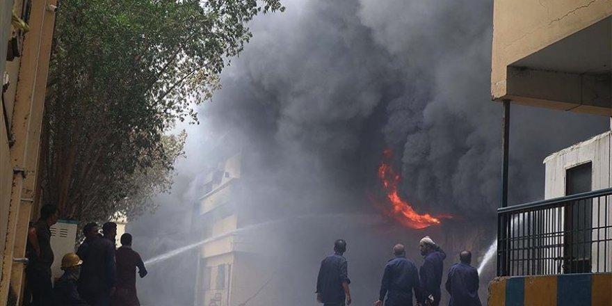 Pakistan'da medresede patlama: 7 öğrenci hayatını kaybetti
