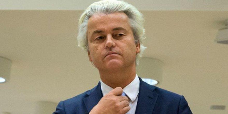 Erdoğan'dan Hollandalı milletvekili Wilders hakkında suç duyurusu