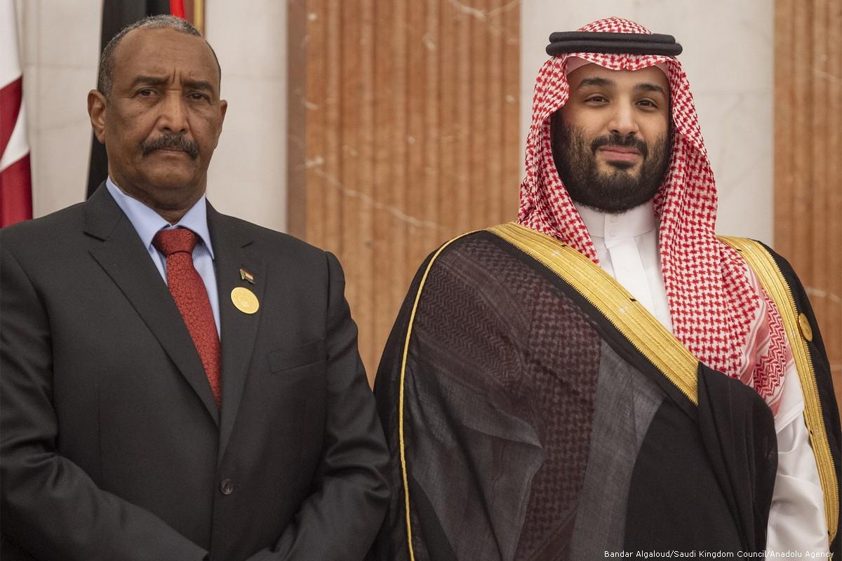 ABD'nin Sudan'a kestiği cezanın faturasını Suudi Arabistan ödeyecek