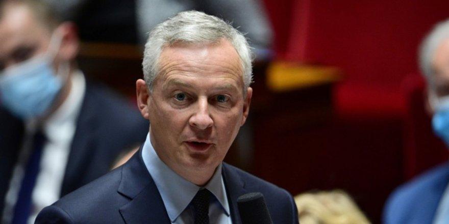 Fransa Ekonomi Bakanı: Boykot çağrıları kabul edilemez, şirketlere destek olacağız
