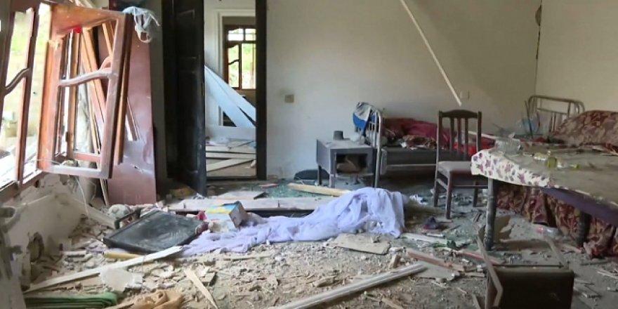 Ermenistan Berde'de sivilleri vurdu: 4 ölü, 10 yaralı