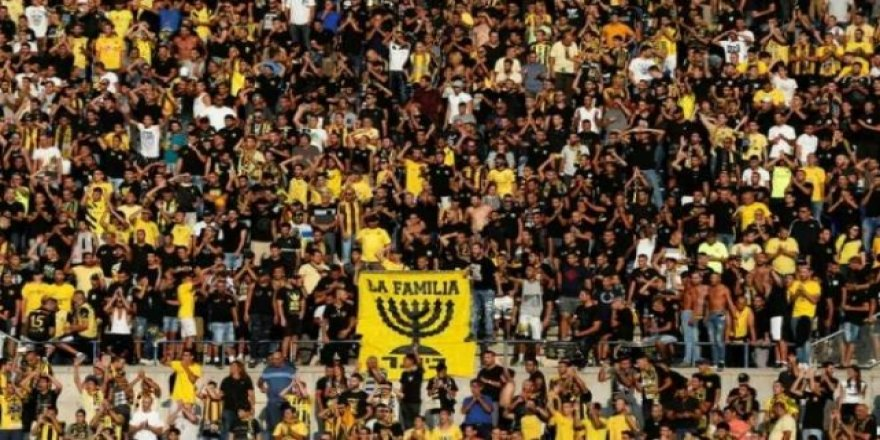 İsrail futbol takımı taraftarlarından Hazreti Muhammed'e hakaret