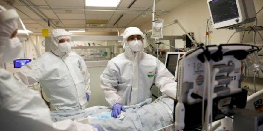 ABD'de 663 kişi daha COVID-19'dan öldü