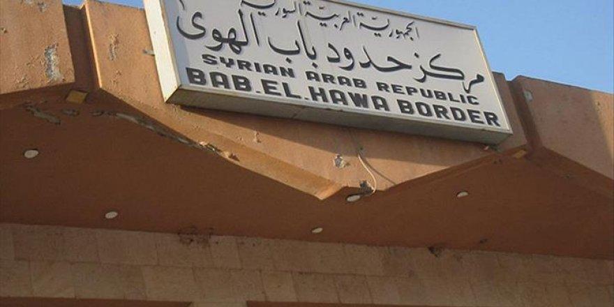 Suriyeli Muhaliflerden Babul-Hava ve Tel Abyad sınır kapılarında Fransız ürünlerine yasak