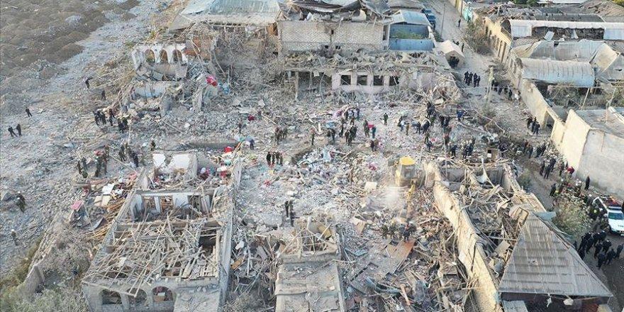 Azerbaycan'da Ermenistan'ın saldırılarında 69 sivil öldü