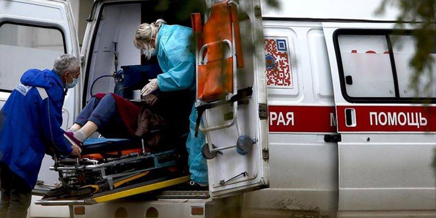 Rusya'da koronavirüsten rekor ölüm